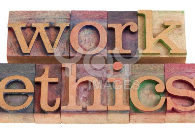 General – Your Pickup Work Ethics