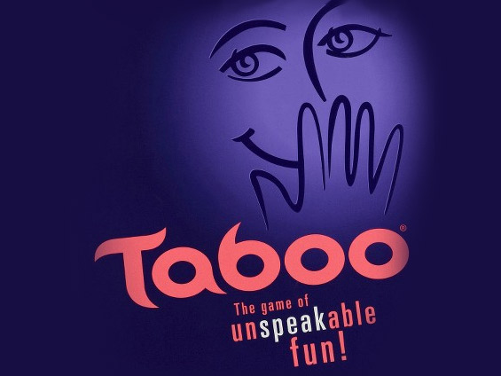 Taboo – Best Game To Improve Verbals
